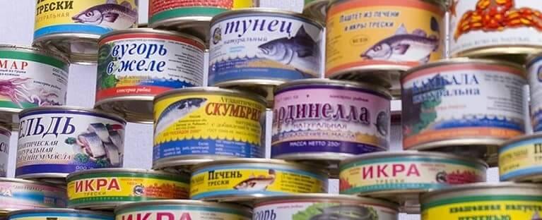 Полезны ли рыбные консервы?