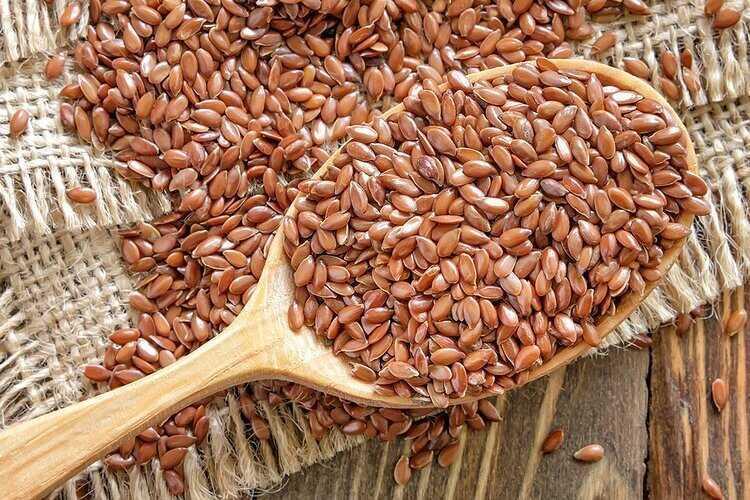 Как принимать семя льна для очищения организма?