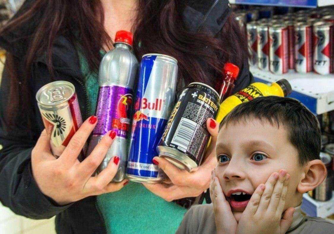 Энергетические напитки: вред или польза?