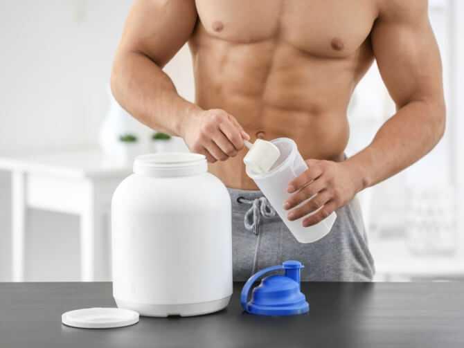 Вреден ли протеин для здоровья мужчин?