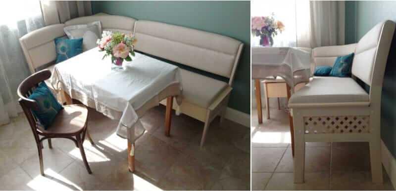 Мягкая мебель для кухни: какой она должна быть?