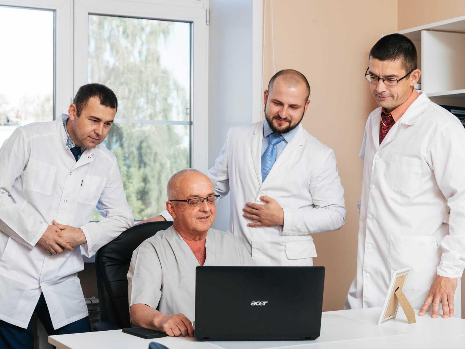 Урологическое направление в медицинском центре «Мирт»