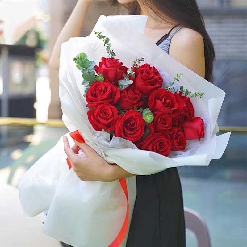 Доставка живых цветов в Запорожье